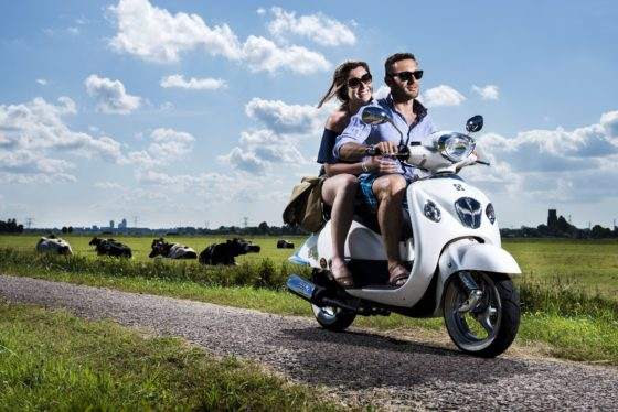 Scooterproducent Asian Gear neemt Hodi on Wheels over