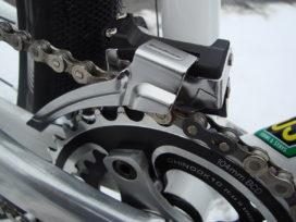SunRace MTB-voorderailleur past op veel fietsen