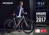 KOGA wint twee Red Dot Design awards