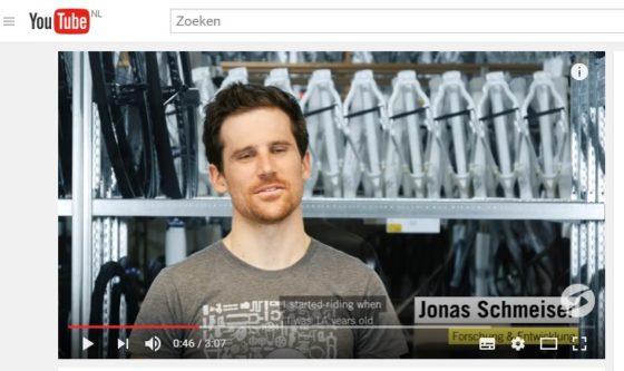 VIDEO: Hoe ontwikkel je een racefiets?