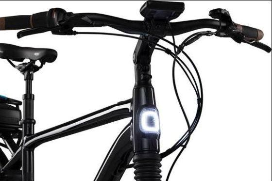 Koplamp Spanninga op Fiets en E-bike van het Jaar 2017 - Tweewieler