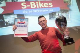 VIDEO winnaar Tweewielerwinkel van het Jaar S-bikes