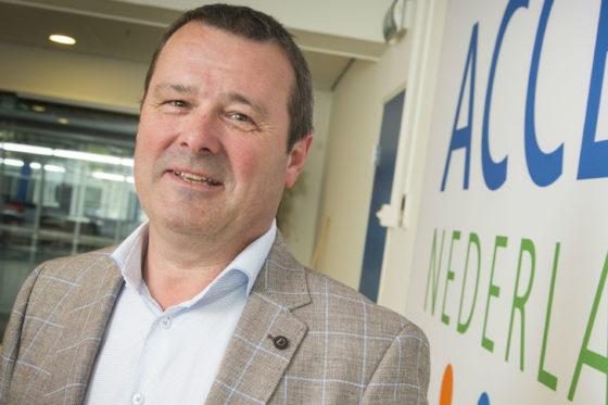 Huub Snellen is verantwoordelijk voor de aansturing van alle productielocaties van Accell Group N.V. Foto Koos Groenewold