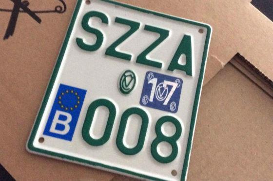 Belgische dealer kan proefrittenplaat aanvragen voor speed pedelec