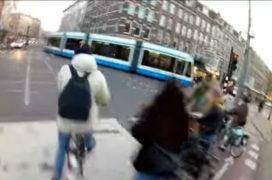 VIDEO Snelheidsduivel op s-pedelec door Amsterdam