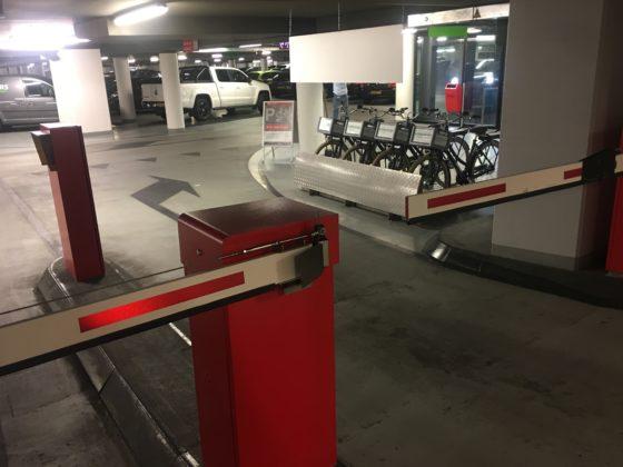 Q-Park werkt samen met E-bike to go om elektrische fietsen aan te bieden die eenvoudig via de smartphone te huren zijn.  Foto Q-park