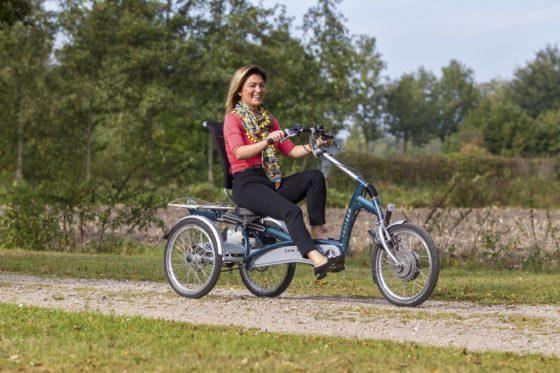 Easy Rider zitdriewielfiets. Foto Van Raam