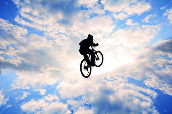 BLOG Veroorzaakt meer fietsen 'meer' CO2-uitstoot?