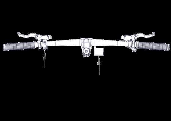 Een makkelijk afleesbare gebruikersinterface met 5 standen en walk-assist functie, met USB-poort en BLE-chip voor elektronische apparaten zoals een smart watch, smartphone, of hartslagmeter completeert de nieuwe Bafang-display. Foto Bafang
