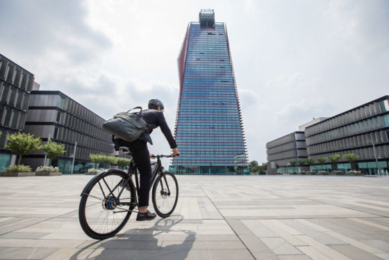 Zadel specifiek voor elektrische fietsen