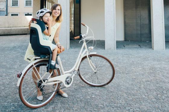 Bobike introduceert GO fietszitje met extra bescherming