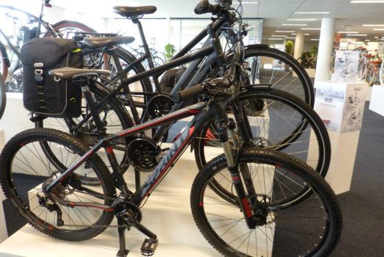 Meer sportieve fietsen bij BIG Bicycles