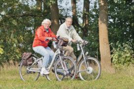 BLOG E-bike niet gevaarlijker dan gewone fiets