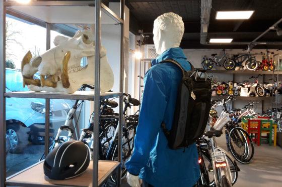 Profile Ouwerling met Bianchi shop-in-shop