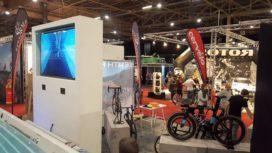 Euro Cycling XP in MECC Maastricht in teken van wielersport