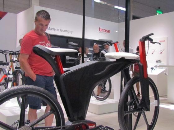 Een kijkje bij het Brose E-bike Competentie Centrum in Berlijn