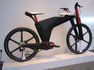 Brose elektrische tweewieler - visionbike