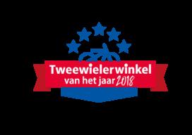 Promotiemateriaal Tweewielerwinkel van het Jaar beschikbaar