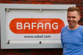 Uitbreiding bij Bafang