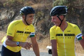 Erwin Nijboer organiseert fietsreizen naar Algarve