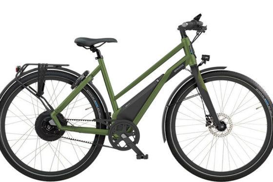 6 fietsen krijgen GIO erkenning op Dutch Design Week