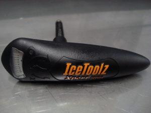 Het bereik van de nieuwste momentsleutel van Ice Toolz loopt van 3 tot 10Nm. Deze momentsleutel is dan ook bedoeld voor het fijnere werk, zoals bijvoorbeeld het vastzetten van een voorbouw.