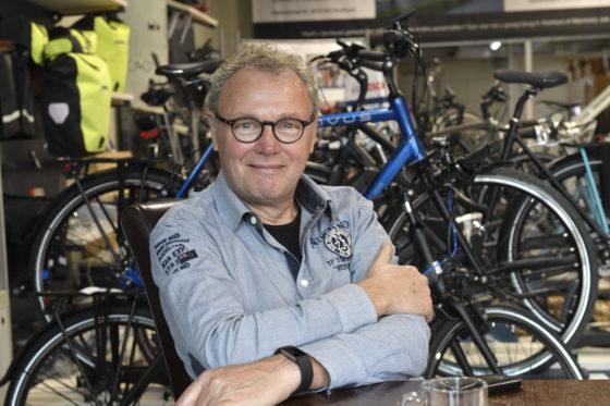 Bart Warmerdam stond aan de wieg van het flat-rate werkplaatssysteem in de tweewielerwerkplaats.