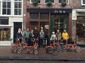 Brompton Amsterdam gebruikt fietsverhuur als marketingtool