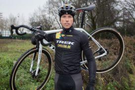 Sven Nys bij Challenge Handmate Tires op Velofollies