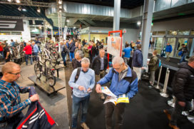 Standhouders Bike MOTION en E-bike Xperience bekend