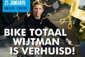 Bike Totaal Wijtman met nieuwe winkel klaar voor de toekomst