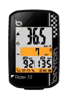 Nieuw van Bryton is de Rider 10 fietscomputer.