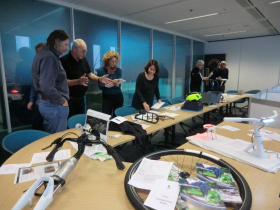 Jury aan het werk. Foto's RAI Vereniging