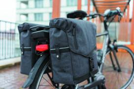 FastRider Sporty fietstassen met zakelijk tintje