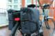 Dubbele fietstas sporty 80x53