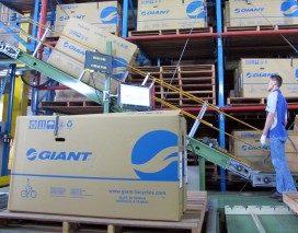 Anti-dumpingklacht Giant van de baan