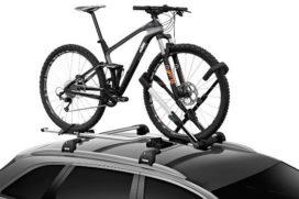 Nieuwe drinkrugzak en fietsdragers Thule