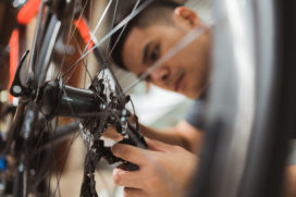 Nederlandse studenten naar Europacup tweewielertechniek