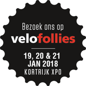 Juncker staat in 2018 op de Velofollies in Kortrijk.