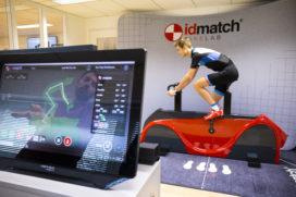 idmatch BikeLab meet fiets aan met 3D-scan
