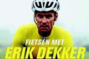 Erik Dekker signeert boek op Bike MOTION