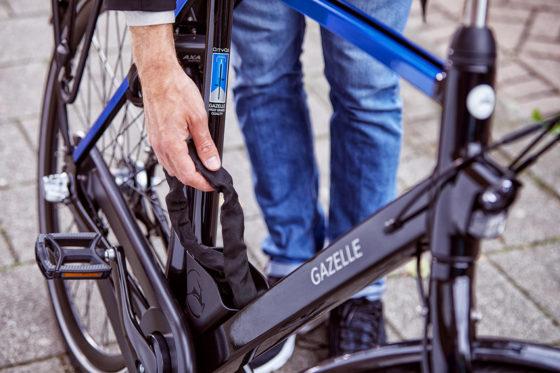 De CityGo C3 ontving de gerenommeerde iF Design award. Voor de Olympische Gazelle-fietsen werd dit jaar ook de CityGo geselecteerd. Foto's Gazelle