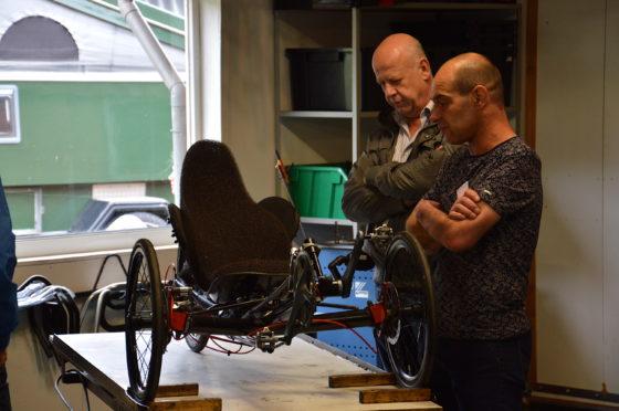 'Het draait om details bij bouwen aangepaste fietsen'