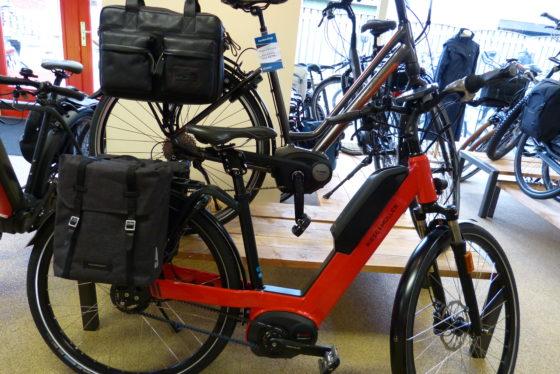 Bike Totaal Dekkers Tweewielers in Wanssum is Provinciewinnaar in de Tweewielerwinkel van het Jaar-verkiezing 2018. Foto redactie Tweewieler