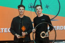 Scope wint Bike Motion Award met O2 wielset