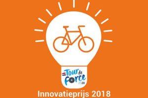 Fiets ideeën Tour de Force Innovatieprijs 2018