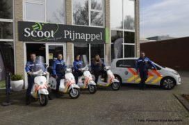 Handhaving en toezicht met emco scooters