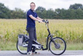 Van Raam Balance veilige elektrische fiets voor ouderen