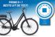 Giant heeft voor het derde jaar op rij de beste e-bike