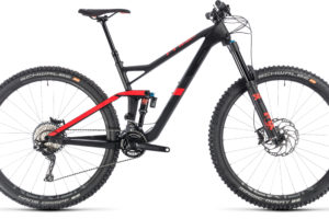 Cube lanceert Stereo ONE50 full suspension wedstrijdfiets